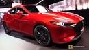2019 Mazda 3 Hatchback - Exterior and Interior Walkaround - Debut at 2018 LA Auto Show