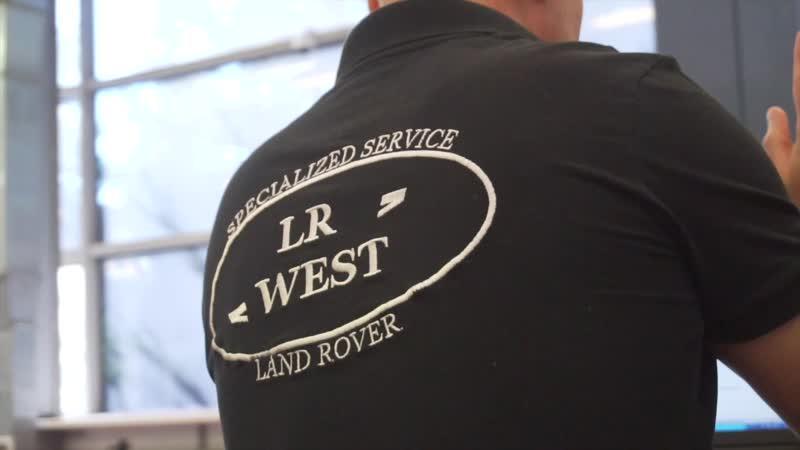 Сервис LR WEST Видео №3