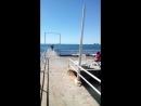 солнечный день , прозрачная вода, на пирсе. 18.09.18.VID_20180918_130511