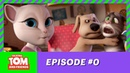 Talking Tom and Friends - The audition (Season 1 Episode 0)