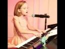 Девочка невероятно красиво спела 🎼🎶🎵