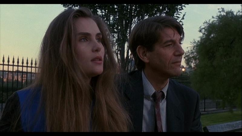 «Горькая луна» (1992) - триллер, драма, мелодрама. Роман Полански
