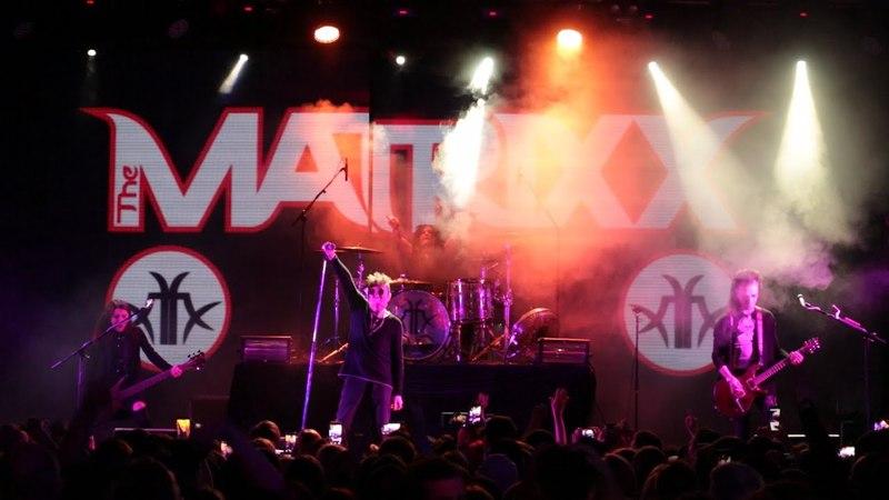 The MATRIXX – Романтика (Москва, клуб RED, 30 марта 2018)