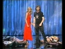 Sarah Michelle Gellar and Jack Black 2002