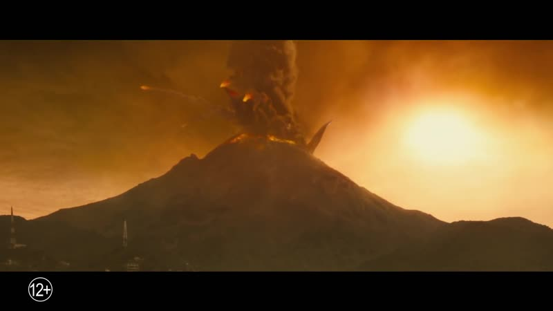 RUS | Трейлер 2 фильма «Годзилла 2: Король монстров — Godzilla: King of the Monsters». 2019.