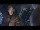 Мстители Война бесконечности Удалённая сцена Стражи приходят в себя
