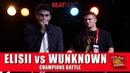 Elisii vs Wunknown | GNB 2018 | Champions Battle - Canada vs USA