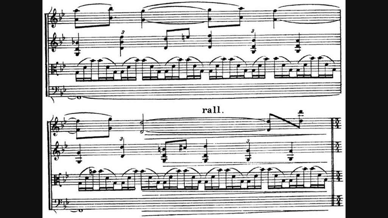Maurice Ravel - String Quartet in F major