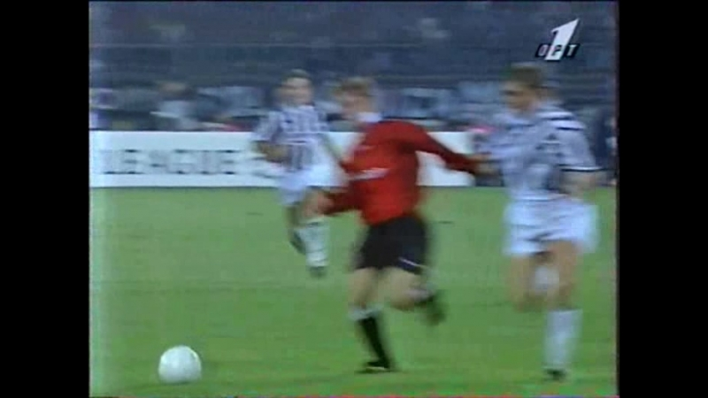 41 CL-1996/1997 Juventus - Manchester United 1:0 (11.09.1996) HL