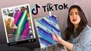 Exploring TikTok's Art World