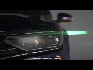 Новый Volkswagen Passat на Женевском автосалоне