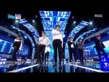 UNB - Feeling  (Music Core  ) 28.04.18