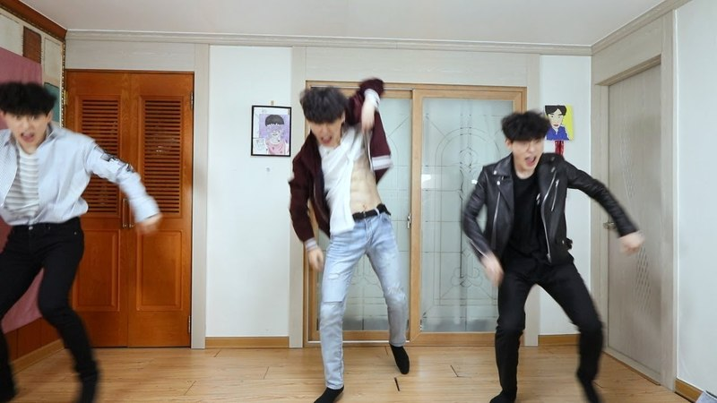 BTS - LOVE YOURSELF 轉 'Tear' choreo 1 minute summary [GoToe DANCE]