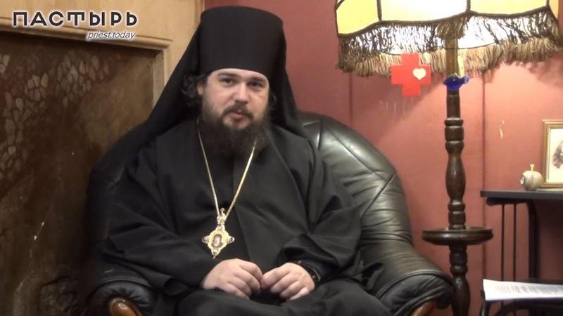 епископ Ахтубинский и Енотаевский Антоний - О частицах на проскомидии