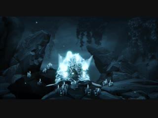 Monk (первый показ Diablo Immortal, Монах)