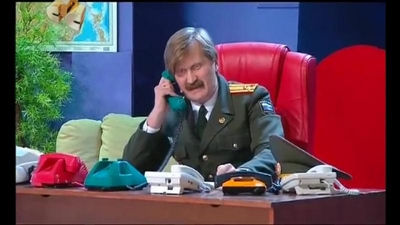 Полковник Солдатов
