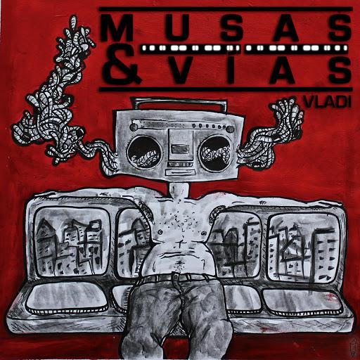 Влади альбом Musas & Vías