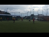 Озера 9:0 Олимп женская любительская футбольная лига