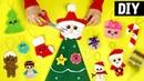 DIYs Especial de Natal 2 🎄⛄🎅 Ideias Kawaii   Ft. Jessika Taynara e Edu Wizard