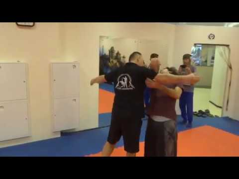 Systema Russian Martial Art - Style Solovyev Feel the power Natural movements Relaxation Technique