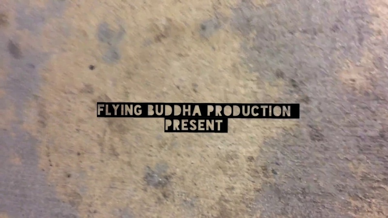 Dance on street 2018 Flying Buddha Production Intelligent Power Move Dance Art