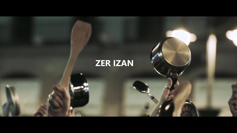 ZER IZAN Huntza ft Mafalda Tremenda Jauría