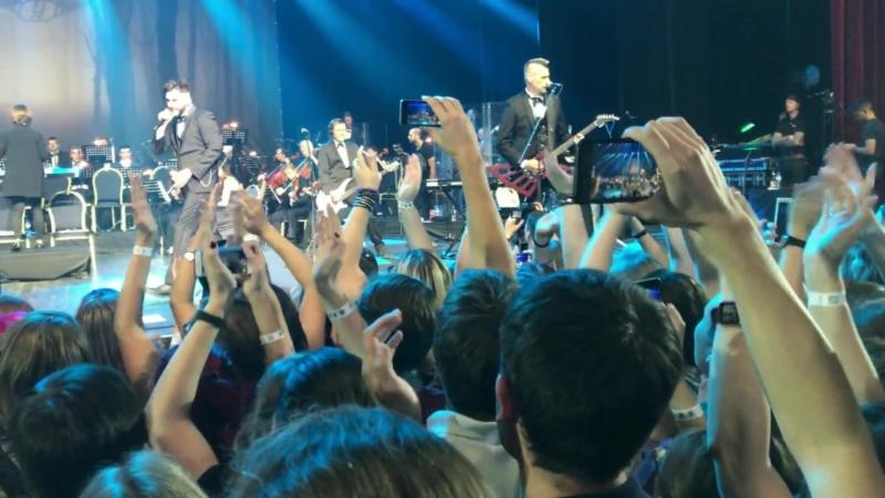 OOMPH! LIVE14.09.2018 Крокус Сити Холл