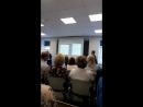 Выступление Шахаевых