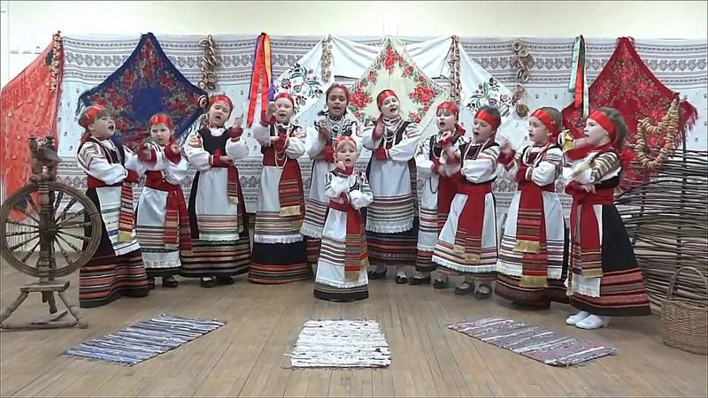 Фольклорный ансамбль Диковинка г. Воронеж