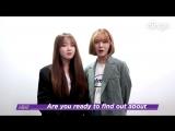 Show 180519 OH MY GIRL (Mimi &amp Seunghee) Dingo