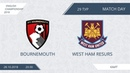 AFL18. England. Championship. Day 29. Bournemouth - West Ham Resurs