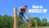 Get Your First Muscle Up in 5 Easy Steps