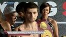 Состоялась церемония взвешивания в преддверии вечера бокса Sparta Boxing Promotions