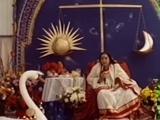 1988 год, 10 июля. Пуджа шри Хамсе-Чакре