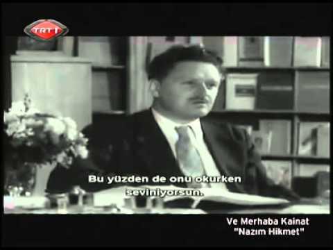 Nazım Hikmet Mayakovskiyi Anlatıyor