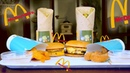 ПОВТОРЯЮ МЕНЮ McDonald's ДАБЛ ЧИЗБУРГЕР КРЕВЕТКИ РОЛЛ С КРЕВЕТКАМИ