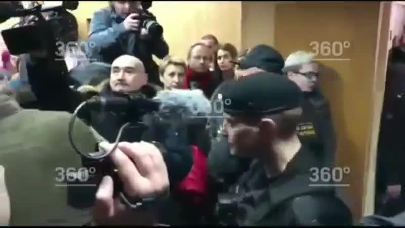 Кто кричал СУГС в Лефортовском суде (15 января 2019)