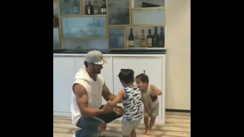 THEY SAY-DONT TRY THIS AT HOME..SO I WENT OVER TO their home to try it @kanchikaul ..starring AZAI and Ivarr..shouldermobility