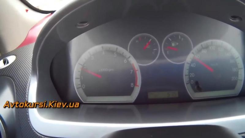 Переключение передач по скорости и оборотам
