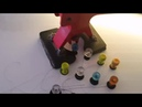 Test PDR Glue Tabs - тест грибков из новой посылки