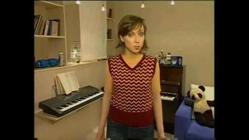 (staroetv.su) Квартирный вопрос (НТВ, март 2002) Талантливая детская