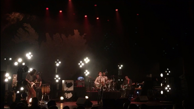 Way Down We Go, Kaleo, Canton OH, Canton Palace Theatre, 17.09.2018