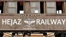 Hejaz Railway - Jordan's Heritage Train. Arab Revolution Show - Tourist Attraction