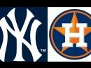 AL / 02.05.2018 / NY Yankees @ HOU Astros (3/4)