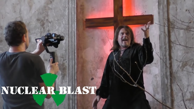 Michael Schenker Fest – Making Of 'Take Me To The Church' (OFFICIAL)