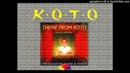 KOTO Theme From Koto Special Version 1988 italo disco space synth dance 80s ELVINE FANCY