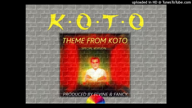KOTO - Theme From Koto (Special Version) 1988 italo disco space synth dance 80s ELVINE FANCY