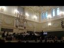 Andante из Концерта Будашкина