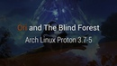Ori and The Blind Forest Steam Play on Arch Linux