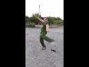танец бешеной пчелки